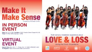 Flyer for Make It Make Sense